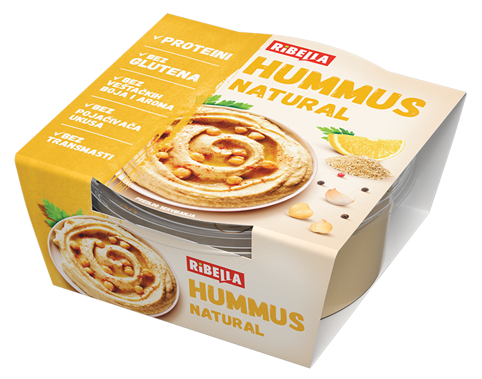 Ribella Hummus natural