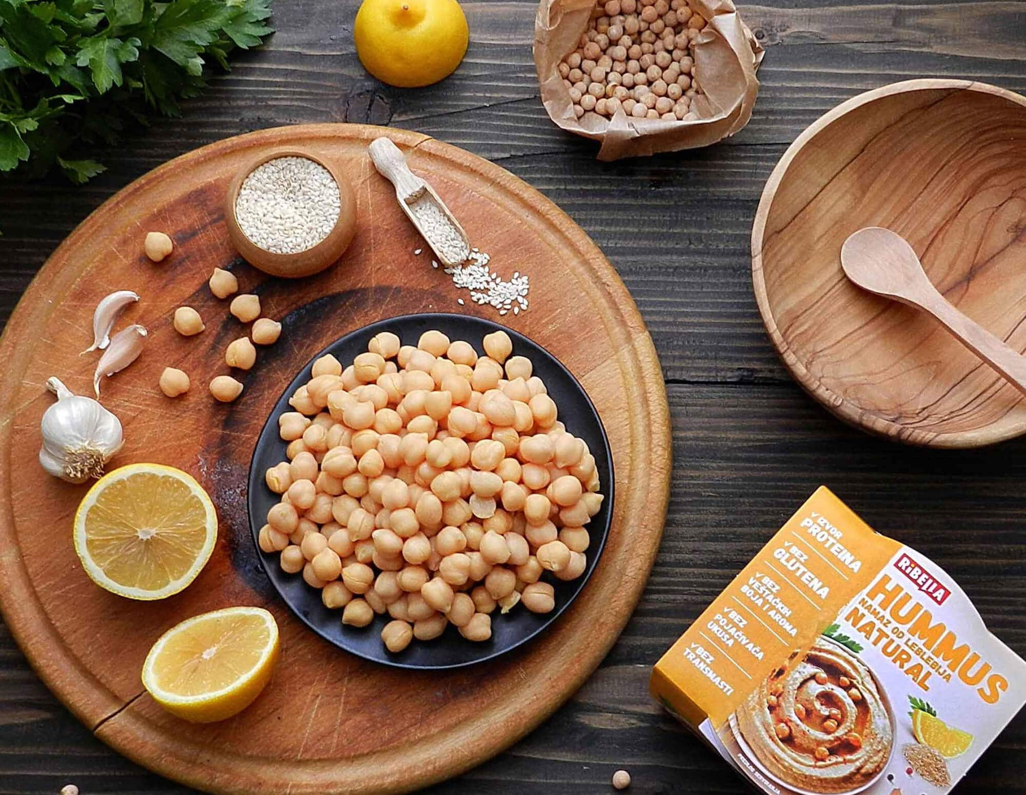 Ten reasons to give hummus a try